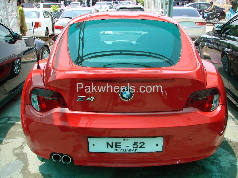 BMW Z Si For Sale In Karachi PakWheels - Sports cars for sale in islamabad