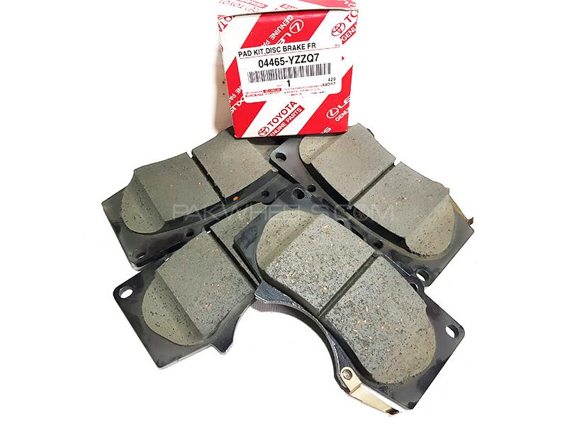 Toyota Genuine Brake Pad Set Front For Toyota Fortuner 2015 in Karachi