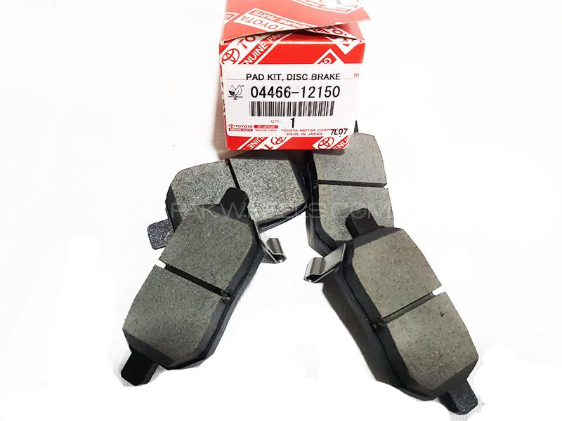 Toyota Genuine Brake Pad Set Rear For Toyota Corolla 2009-2018 Image-1