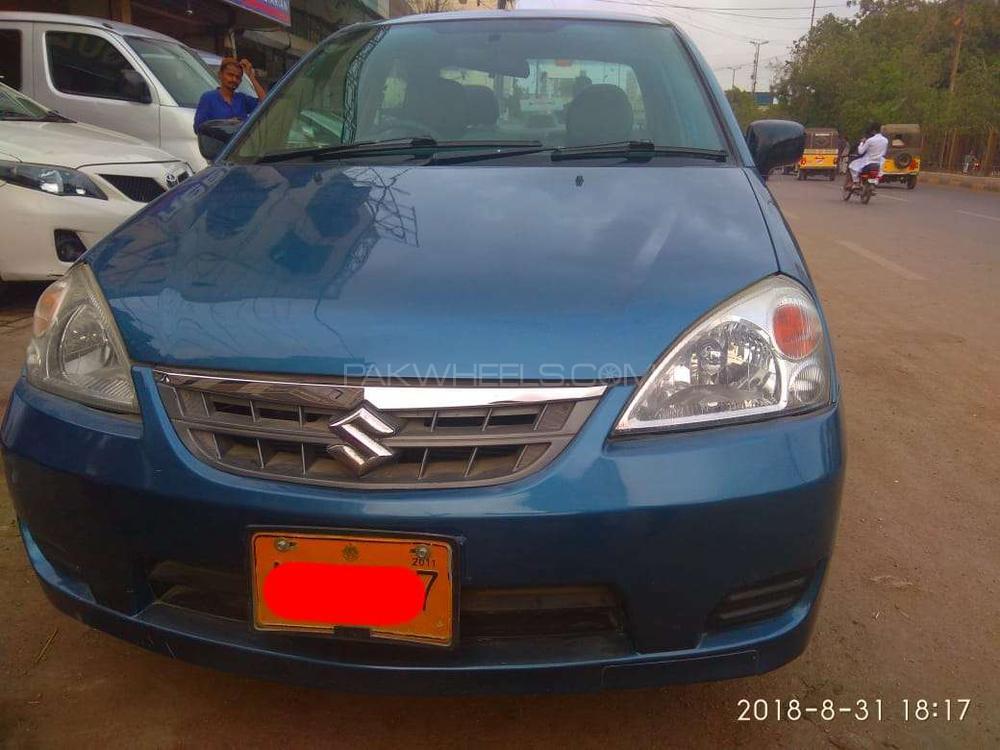 Suzuki Liana AXi 2011 for sale in Karachi | PakWheels