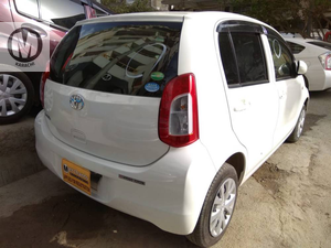 Toyota Passo X 