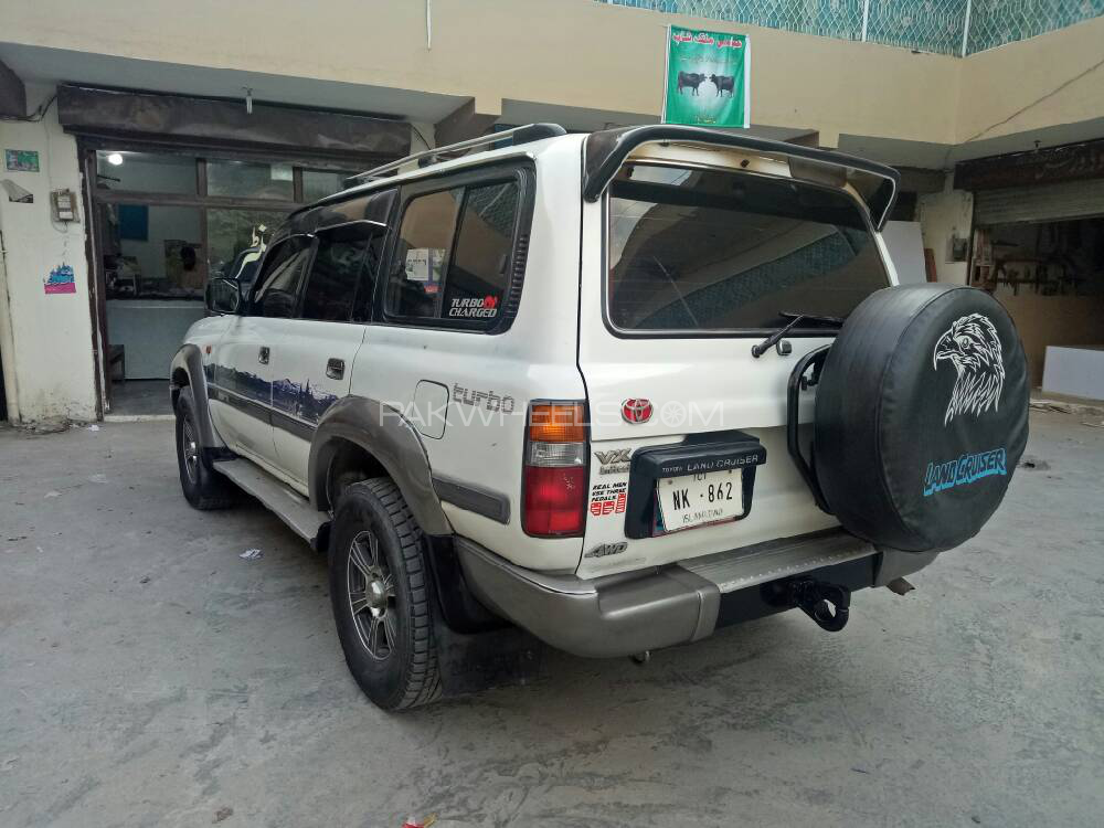 Toyota Land Cruiser VX Limited 4.2D 1997 Image-1