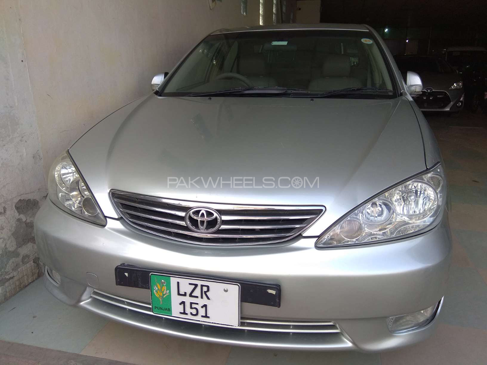 Toyota Camry Up-Spec Automatic 2.4 2005 Image-1