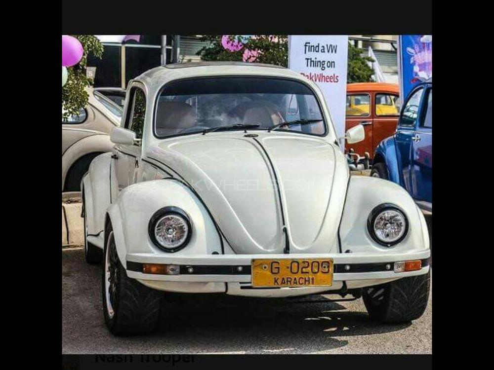 Volkswagen Beetle 1968 Image-1