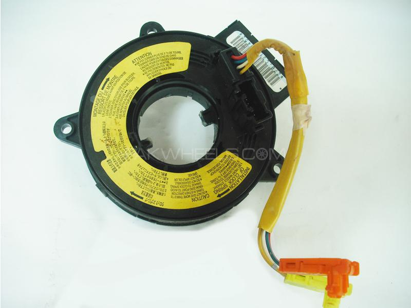Steering Horn Ring For Toyota Corolla 2009-2012 Image-1