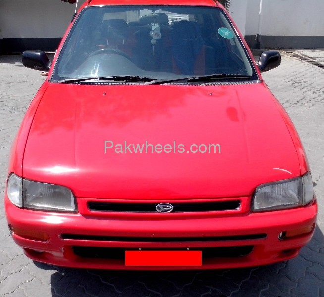 Daihatsu Charade: Daihatsu Charade CL 1995 For Sale In Islamabad
