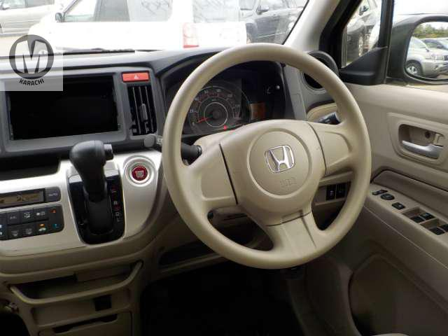 Honda N wgn G  2015 Model  660 cc  26,000 km  Black Colour  4 Grade   Complete Auction Sheet Available,  Just Like A Brand New Car.   ===================================   Merchants Automobile Karachi Branch,  We Offer Cars With 100% Original Auction Report Based Cars With Money Back Guarantee.  Recommended Tips To Buy Japanese Vehicle:   1. Always Check Auction Report.  2. Verify Auction Report From Someone Else.  3. Ask For Japan Yard Pics If Possible.   MAY ALLAH CURSE LIARS..
