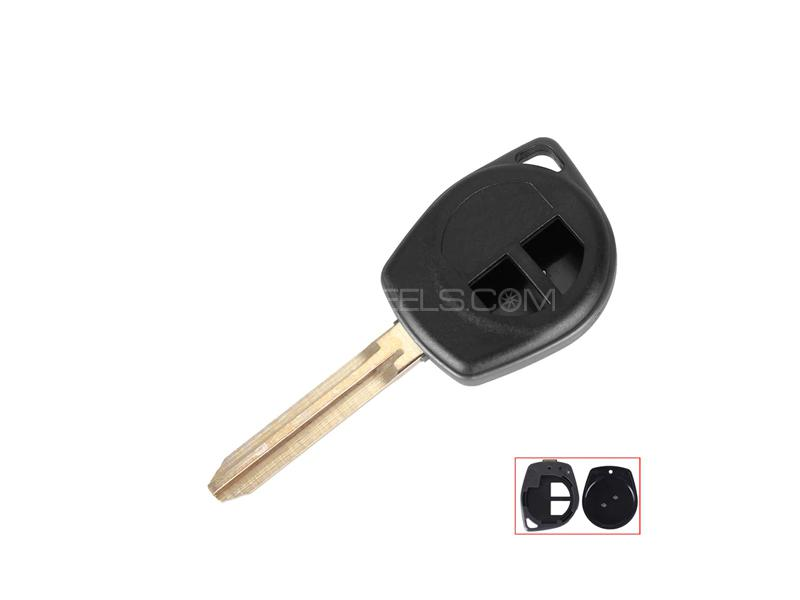 Replacement Key Shell For Suzuki Every 2005-2014 Image-1