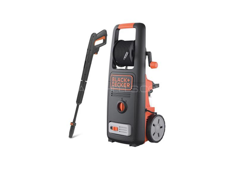 Black + Decker Pressure Washer 1400w in Lahore