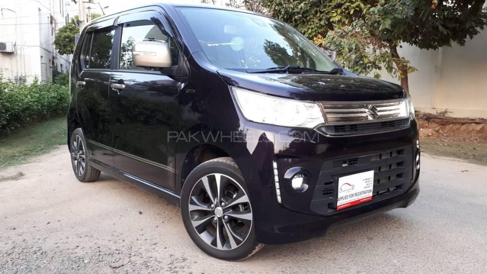 Suzuki Wagon R Stingray J Style 2015 Image-1