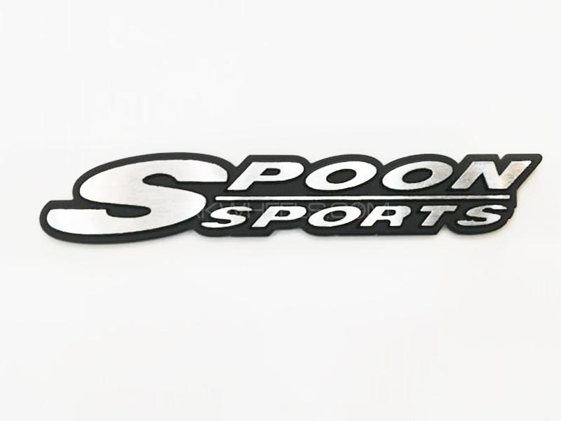 Spoon Sports Metal Logo Image-1