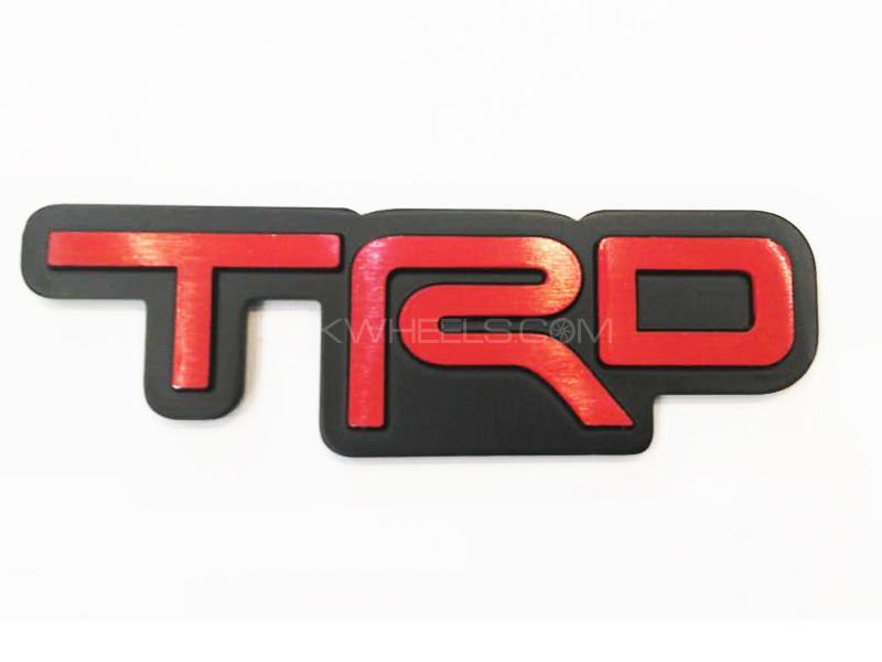 TRD Logo - Black Image-1