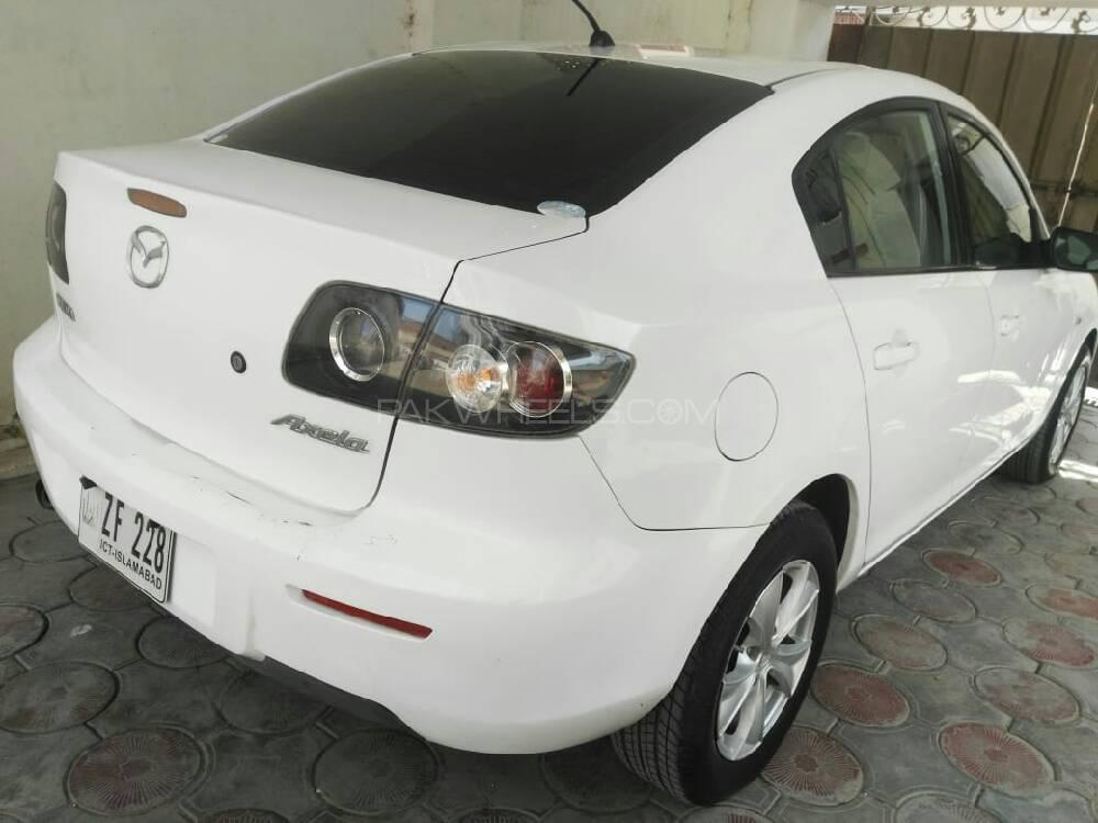 Mazda Axela 15C NAVI EDITION 2007 Image-1