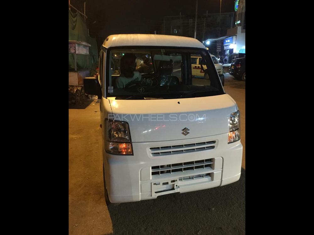 Suzuki Every PU 2014 Image-1