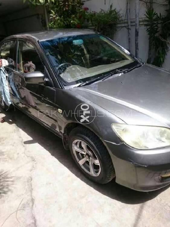 Honda Civic Hybrid 2004