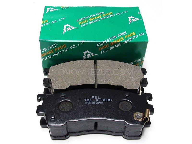 FBL Japan Front Brake Pads For Toyota Passo 2016-2018  Image-1