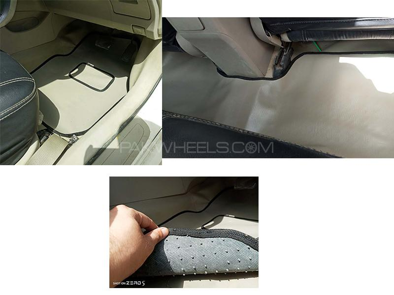 Leatherette Mats For Toyota Corolla 2009 - 2013 Image-1