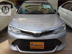 Toyota Corolla Fielder X 