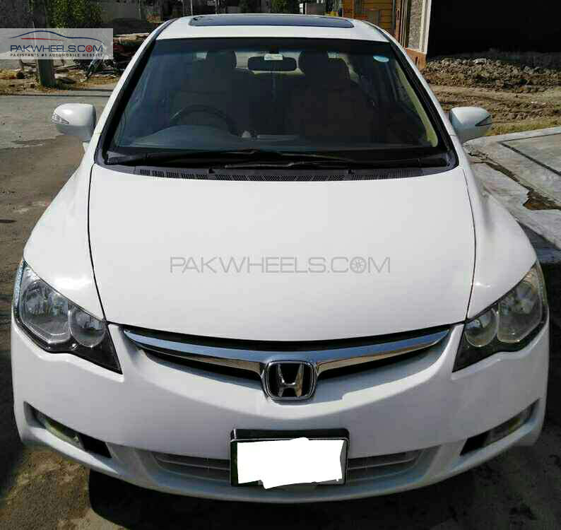 Honda Civic VTi Oriel Prosmatec 1.8 I-VTEC 2010 For Sale