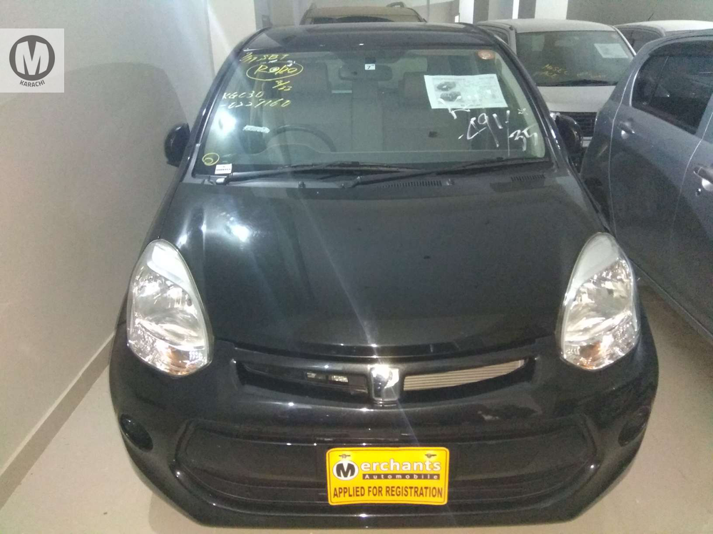 Toyota Passo XL