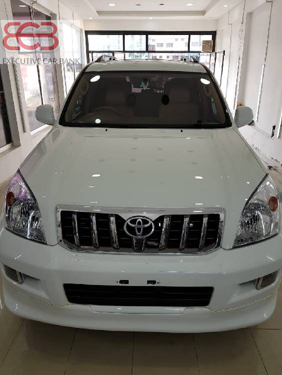 Used Toyota Prado For Sale At Executive Car Bank Islamabad