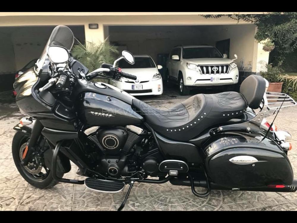 used kawasaki vulcan 1700 voyager 2015 bike for sale in islamabad 228341 pakwheels. Black Bedroom Furniture Sets. Home Design Ideas