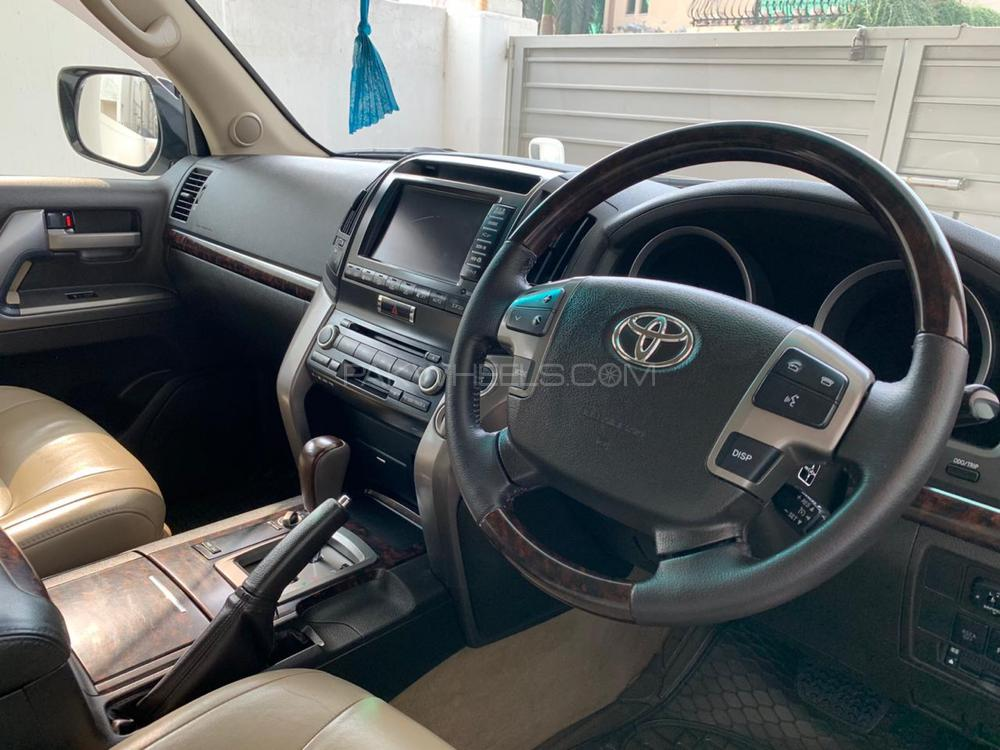 Used Toyota Land Cruiser For Sale At Road Soul Lahore