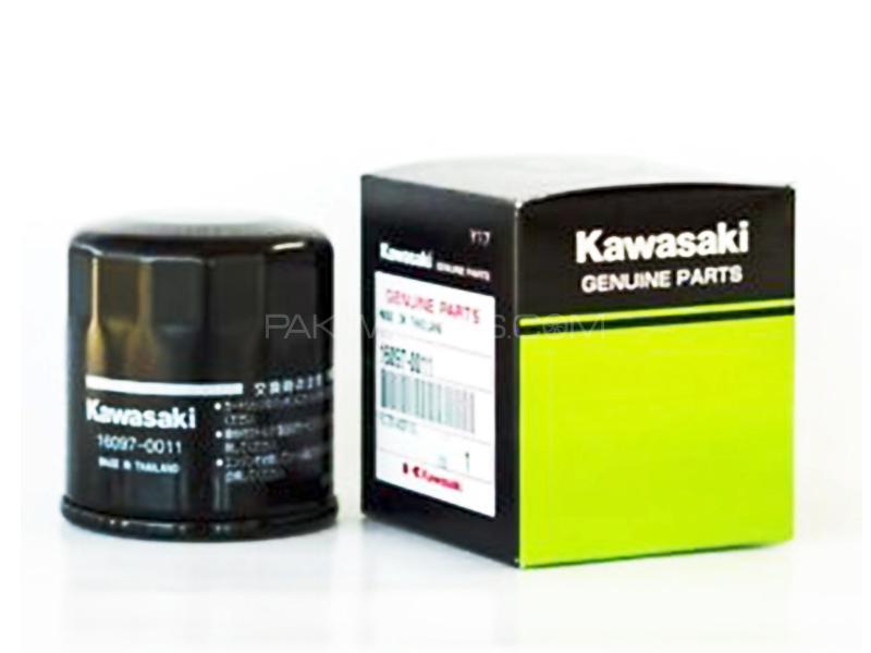 Kawasaki Genuine Oil Filter For Kawasaki Z1000 2011-2015 Image-1