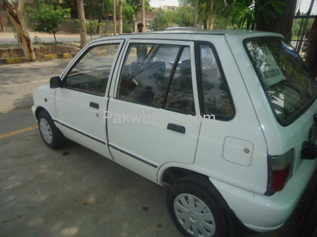 Suzuki Mehran VX 1992 Image-3