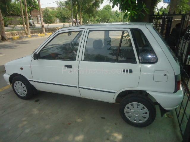 Suzuki Mehran VX 1992 Image-9