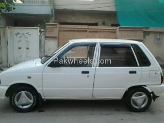Suzuki Mehran VXR (CNG) 2005 Image-6