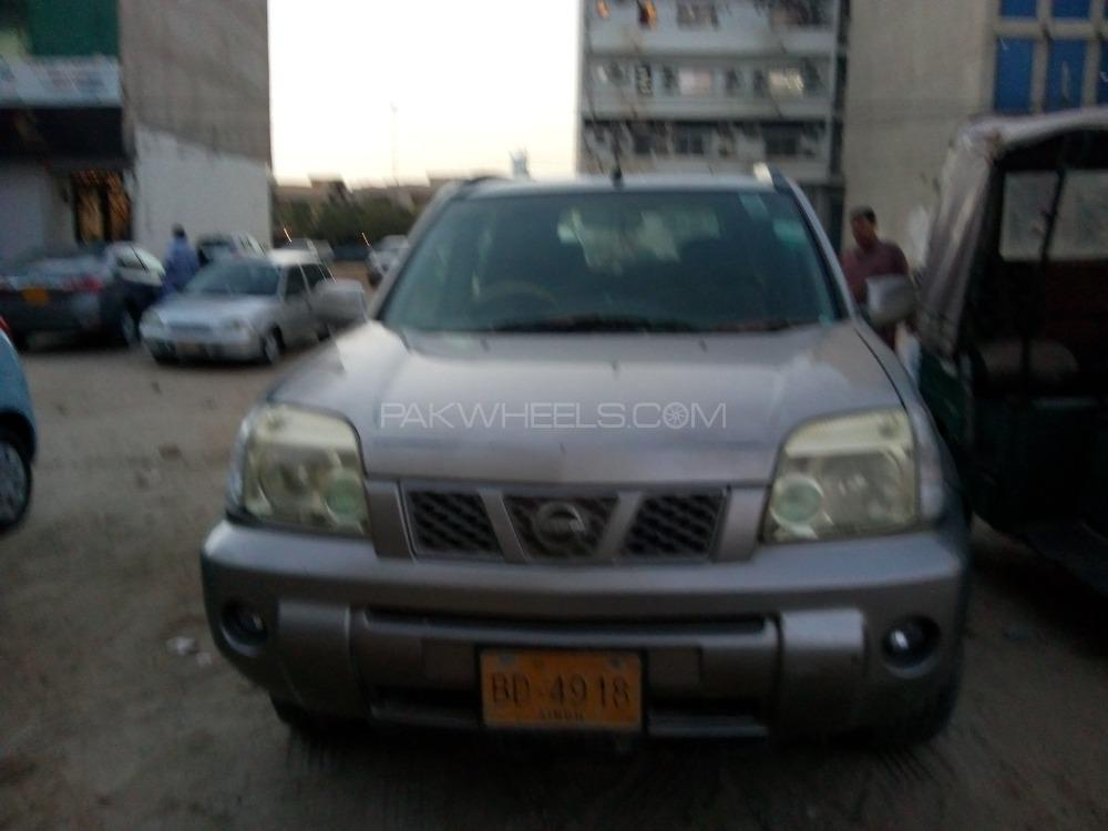 Nissan X Trail 2006 Image-1