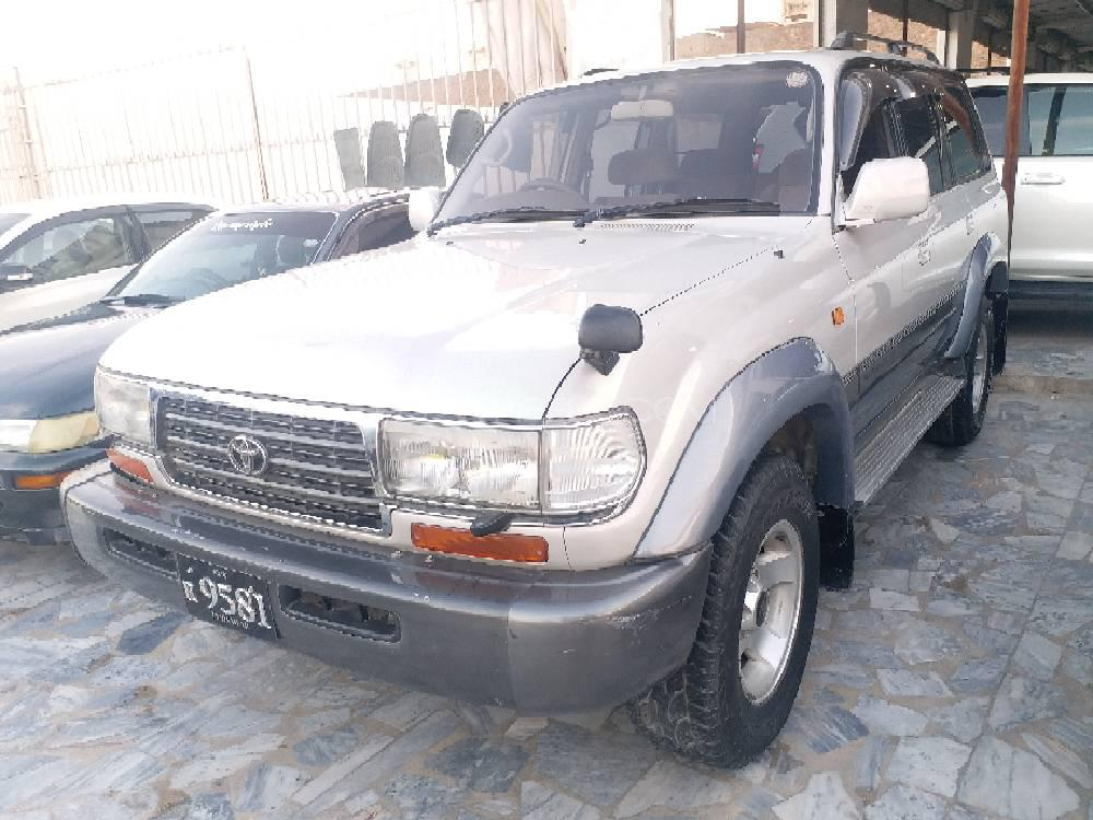 Toyota Land Cruiser VX Limited 4.2D 1996 Image-1
