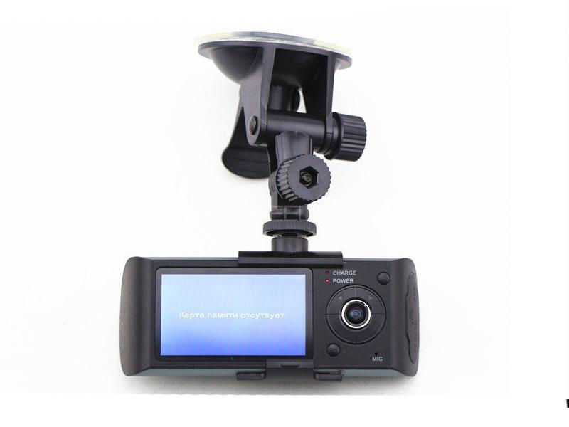 R300 DVR Camcorder With Double Cameras in Lahore