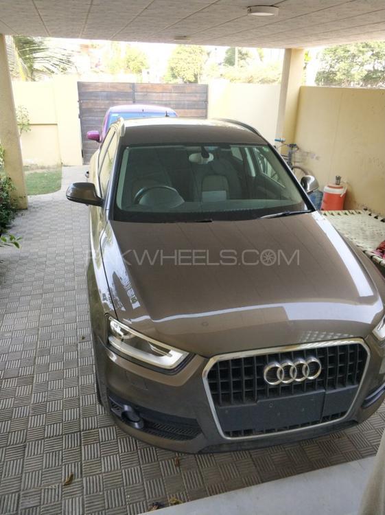 Audi Q3 1.4 TFSI 2018 Image-1
