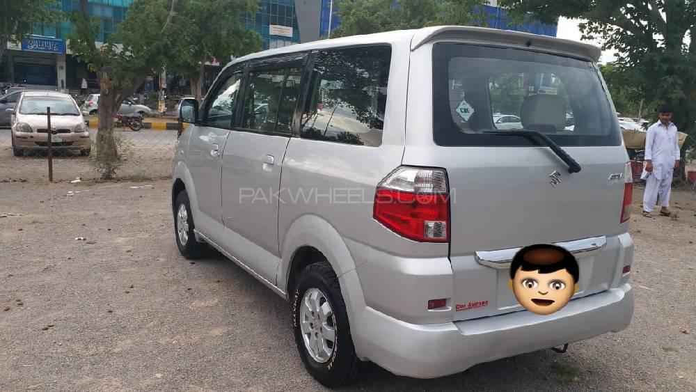 Suzuki APV GLX 2009 Image-1