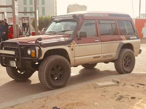 Nissan Patrol Cars for sale in Pakistan | PakWheels