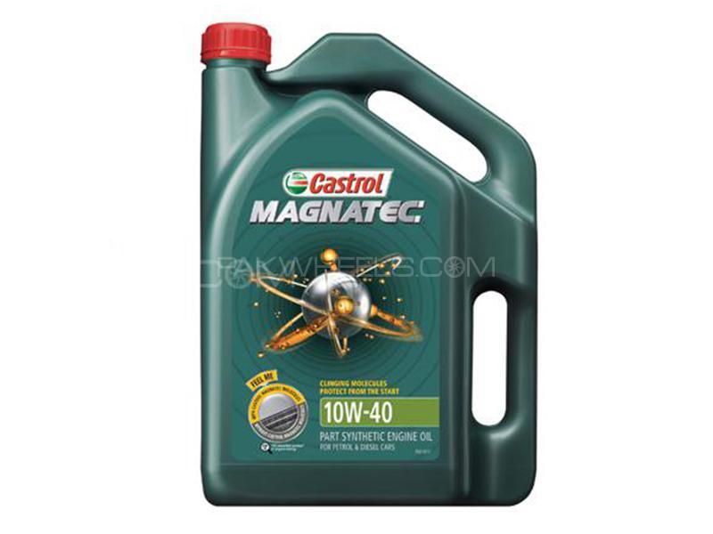 Castrol Magnatec Engine Oil 10w40 4L  in Karachi