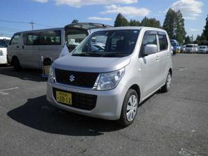 Used Suzuki Wagon R FX Limited 2015