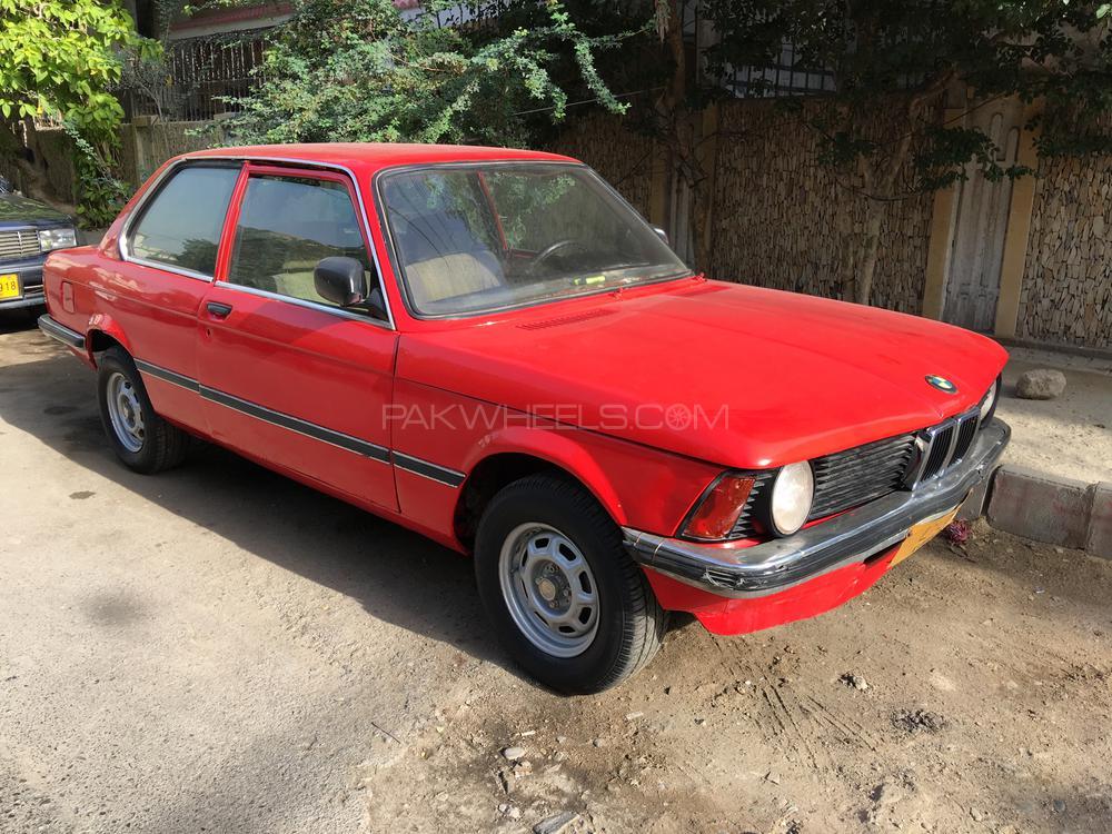 BMW 3 Series 1981 Image-1