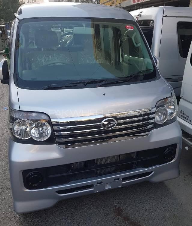 Daihatsu Atrai Wagon CUSTOM TURBO R 2015 Image-1