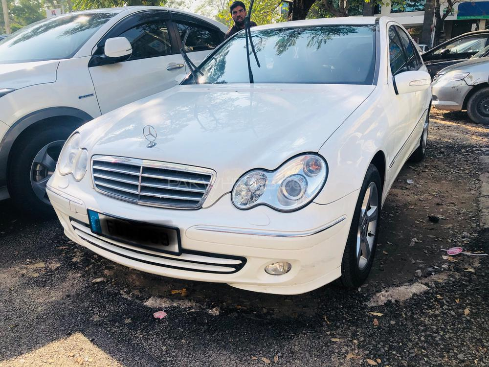 mercedes benz c class c180 2006 for sale in islamabad. Black Bedroom Furniture Sets. Home Design Ideas
