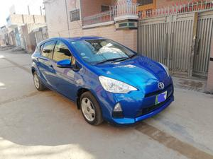 Toyota Aqua Cars For Sale In Sargodha Pakwheels