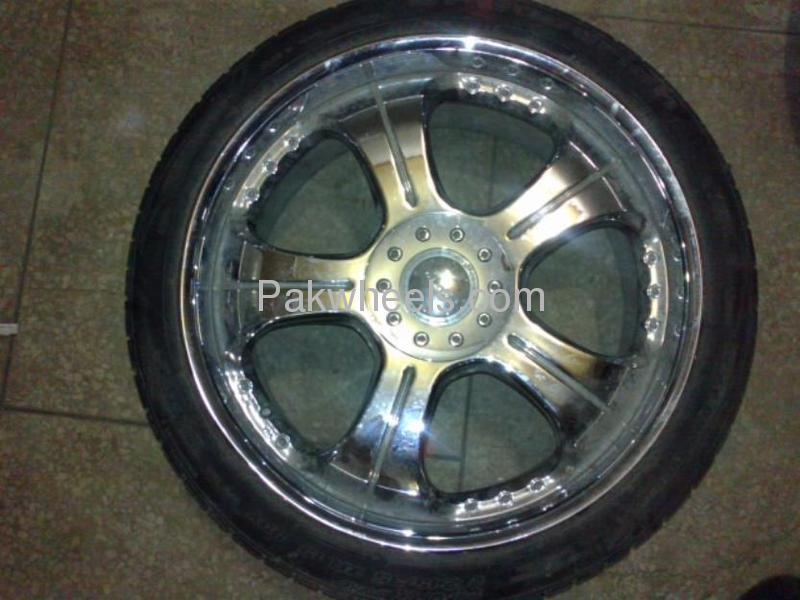 19 inch alloy rims for sale for sale in karachi car accessory 821738 pakwheels. Black Bedroom Furniture Sets. Home Design Ideas
