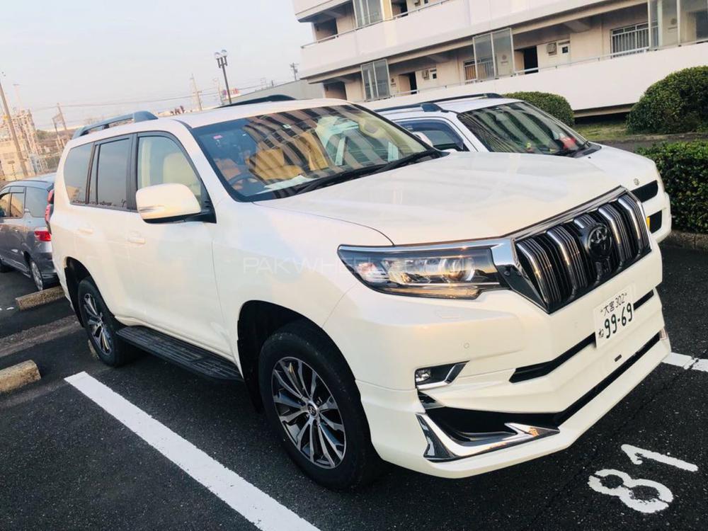 Toyota Prado TX Limited 2.7 2018 Image-1