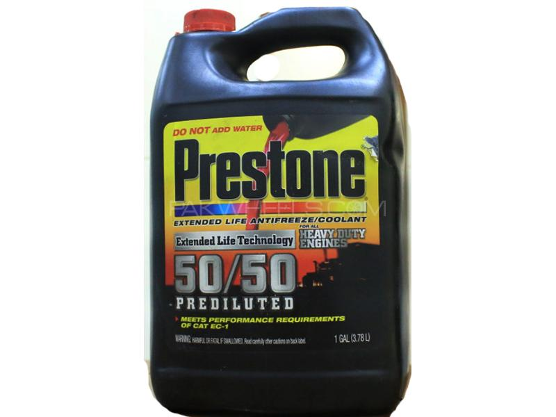 Prestone Antifreeze Coolant 3 78Ltr - 0029