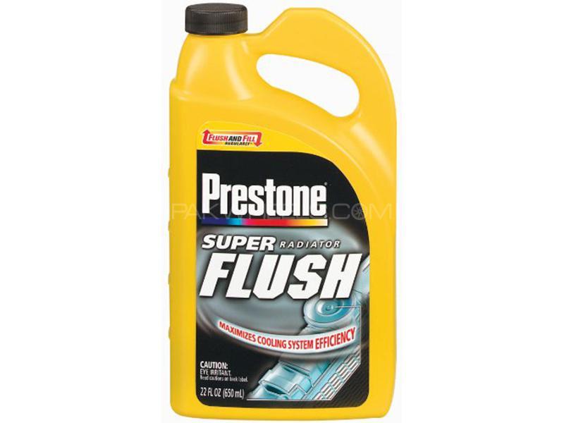 Prestone Super Radiator Flush 650ml - 0031 Image-1