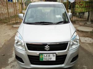 Suzuki Wagon R Vxl 2017 Price In Pakistan Pictures And