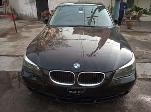 BMW 5 Series 530i Cars for sale in Pakistan | PakWheels