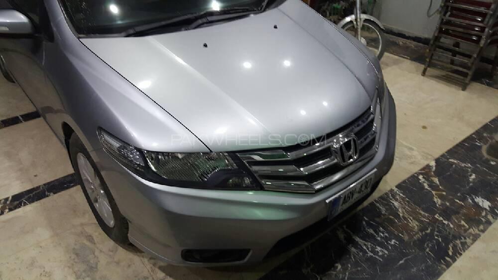 Honda City Aspire 1 5 I Vtec 2016 For Sale In Islamabad Pakwheels
